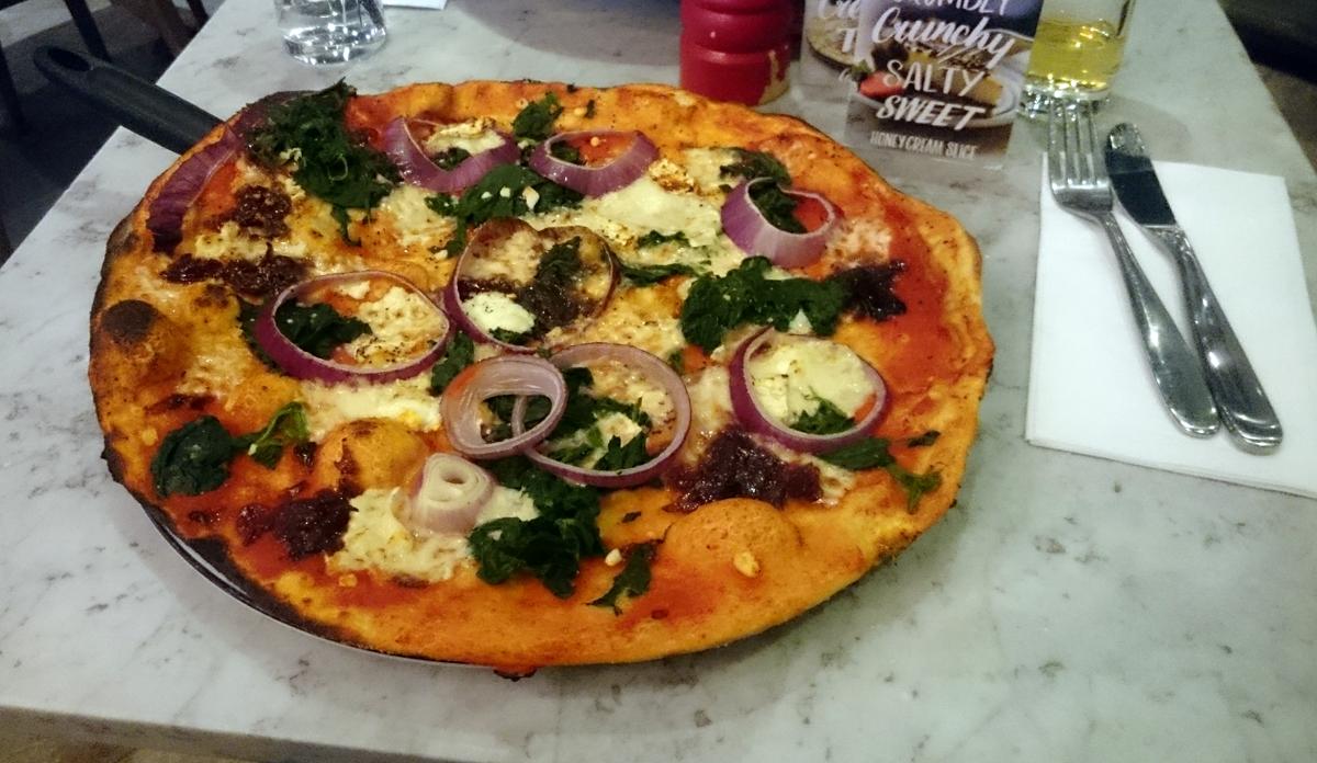 Pizza Padana (Pizza Express)