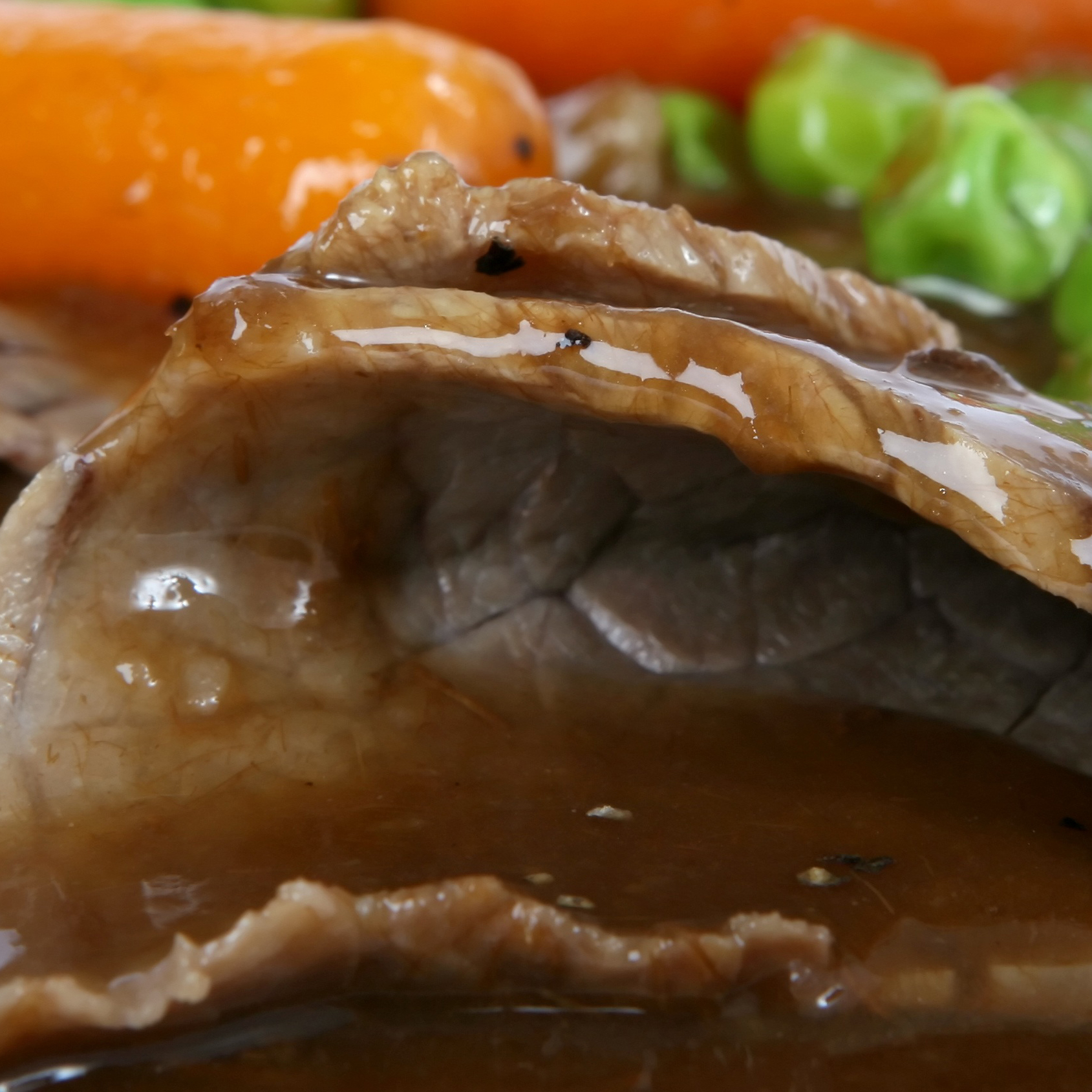 Traditional Sunday Roast Gravy Recipe